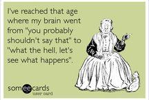 Sarcasmo... Sou fluente nisso...