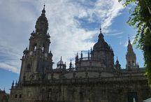 Santiago de Compostela / Guía turística con toda la información necesaria para viajar a Santiago de Compostela, capital de Galicia y punto final del Camino de Santiago. http://bit.ly/1W8Ptlu