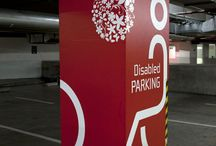 Sign Designs - Car Park