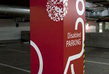 Signage - Car Park