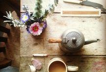 Cafea si alte frumuseți / Cafea flori
