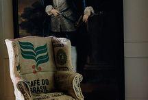 flour sac/burlap ideas
