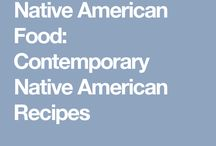 native recipes