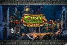 Oddly Enough: Pied Piper / Embark on a fabulous journey into the whimsical world with this challenging brain-twister!