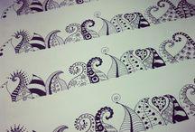 doodle / Disegni criptici della mente umana