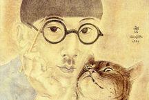 Peinture Autoportraits