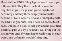 Enfp personality