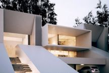 Architectural Box house