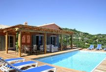 Holiday Villas in St Tropez / Some of the most amazing villas to rent in the most iconic of locations St Tropez.