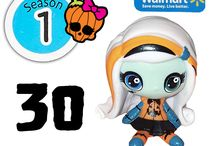 Monster High Minis Halloween