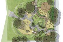 garden plans grafic