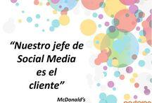 Frases de Social Media | SMM / Frases inspiradoras