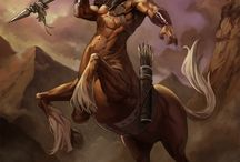Centaurs and Half Breeds