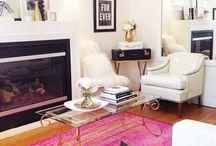 Living Room / by Anna Sverdlov