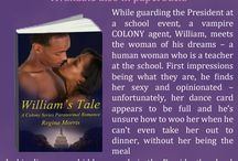 William's Tale / Book #4 of the COLONY Series