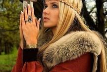 Viking girls,worrior girls