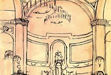 Architecture Illustraion