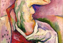 Cubismo sintético Picasso y Braque