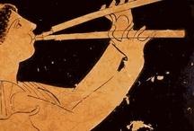 Instrumentos de la Prehistoria y de la Edad Antigua