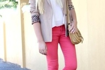 cute clothes  / by Stevie Robison