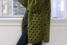 Gehaakte kleding / crochet clothes