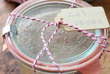 Mason Jar Gifts / by Darlene Scott
