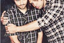boys with Misha