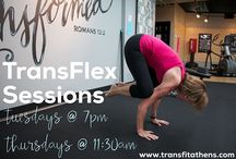 TransFit Sessions