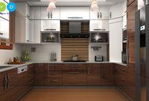 Kitchen Designs FYD / #interiordesign #interiordesigners #interiors #noida #homerenovation #dreamhome #homegoals #interiorlovers #interiordesire #furnishyourdream