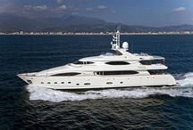 Ariela Motor Yacht / Ariela, a luxury motor yacht for rent, by Barbaros Yachting.
