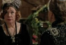Downton Abbey / DOWAGER COUNTESS OF GRANTHAM I'm not being ridiculous. No Englishman would *dream* of dying in someone else's house - especially somebody they didn't even know. / by Joan Halbig