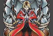 Fullmetal Alchemist.<3