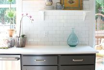 Our Kitchen Ideas / by Vicki Crouch