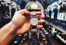 // WATCHES. / Because the Time is the most precious thing that we have in our lives...