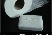 #SudLife / Ivory soap uses...