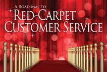 Products for Customer Service Excellence / Red-Carpet Learning Systems, Inc. provides products and manuals to help you develop a customer service culture.