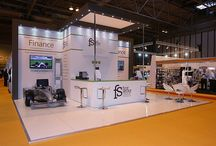 A look back at what we've done / A look back at the some of the Exhibition Stands from Aspect Exhibitions: Since 1991 Aspect Exhibitions has been Designing, Building and Installing Exhibition Stands for a wide variety of clients at venues across the UK and Europe, here we take a look back at some of the stands we have completed.
