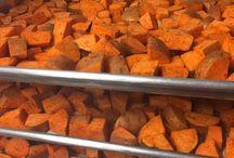 SWEET POTATOES Rock in School Meals / Kid-approved ways to serve Sweet Potatoes in school breakfast and lunch meals!