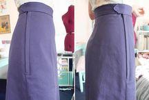 sew skirts