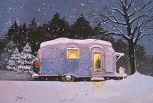 Airstream illustrations