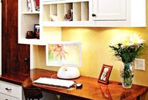 Desk Ideas / by Deana Glass