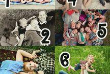 Family Portraits / by Lauren Vankirk