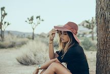 Desert photoshoot