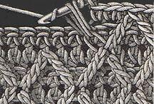 Points Au Crochet