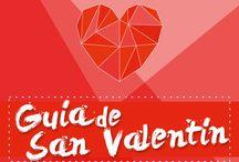 Guía de San Valentín 2015 / Te ayudamos a seleccionar el regalo perfecto para este Día de San Valentín. Síguenos y conocerás muchas ideas de regalos para que celebres este día como desees.
