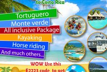 Travel Costa Rica / With Costa Rica Itinerary you plan where would you like to go and what to do.  Check the website.