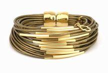 My many Bracelets