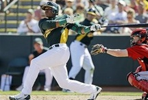 Oakland A's / Athletics! / by Mike Levy
