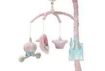 Nursery Ideas- Girl / by colbymarshall