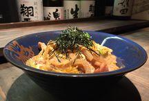 Donburi / Japanese Rice bowl